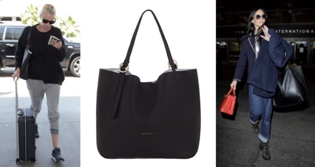 Double Tote Coccinelle