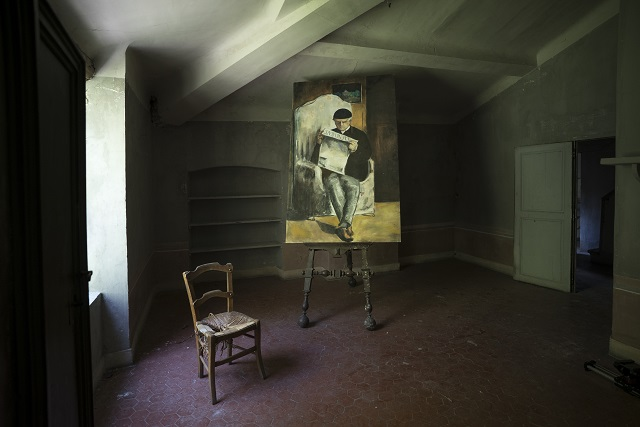 Cézanne, Ritratti di una vita