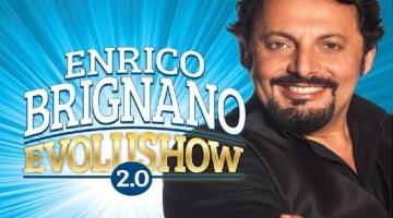 Evolushow 2.0: Il nuovo show di Enrico Brignano (tutte le date)