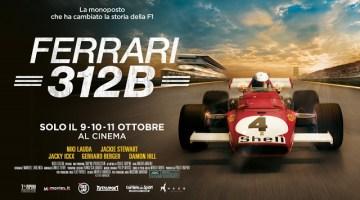 Ferrari 312B: recensione del film evento speciale al cinema dal 9 all'11 ottobre