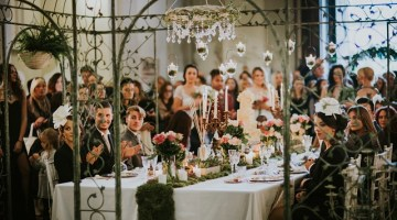 Scene da un matrimonio ad Orvieto: Destination wedding