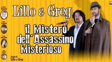 Il mistero dell'assassino misterioso di Lillo & Greg (recensione)