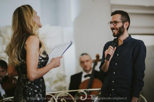 Iolanda Pomposelli e Tiziano Guardini