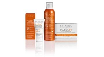 Skinius presenta Plusol: protezione e benessere sotto il sole
