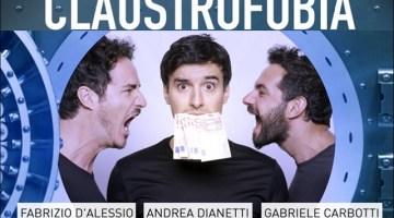 Claustrofobia: recensione della black comedy bancaria in scena al Teatro 7