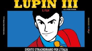 Lupin III: locandina e trailer del film live action