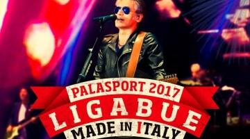 MADE IN ITALY – PALASPORT 2017: Luciano Ligabue rinvia il debutto