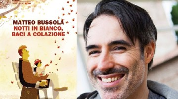 Notti in bianco, baci a colazione: il libro di Matteo Bussola (recensione)