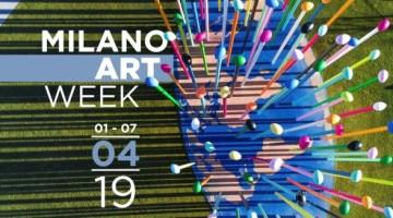Milano Art Week: dall'1 al 7 aprile full immersion nell'Arte contemporanea