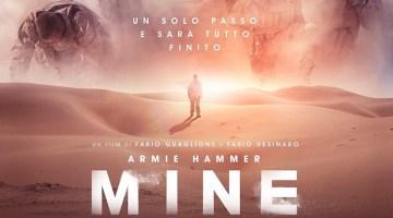 Mine: straordinario successo di pubblico per il soldato Armie Hammer