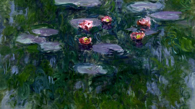 Monet mostra Vittoriano Roma