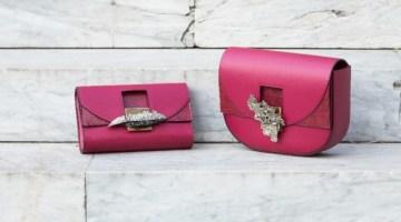 Necly.Studio: il luxury brand di pelletteria di Vanessa Lucarini