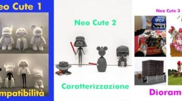 Neo Cute: l'innovativo progetto neo-pop con rimandi al Giappone