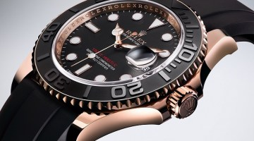 Oyster Perpetual Yacht-Master 40, il nuovo orologio Rolex