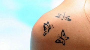Tatuaggi piccoli: foto-gallery, ispirazioni