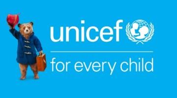 Unicef sceglie l'orso Paddington per la nuova campagna