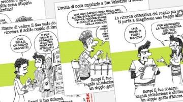 ActionAid e i quattro prototipi del Valentino
