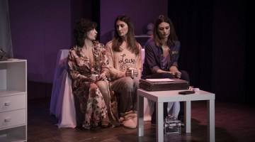 Teatro Roma: Affette da Affitto al teatro L'Aura