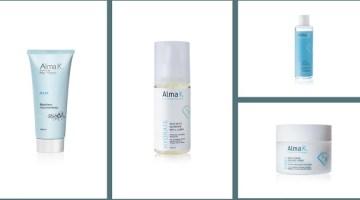 Alma K: la nuova linea estate per una pelle idratata e purificata