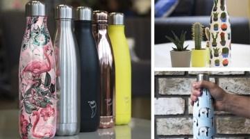 Chilly's: la nuova collezione di bottiglie dal design ecofriendly