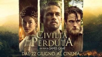 Civiltà perduta: recensione del nuovo film scritto e diretto da James Gray