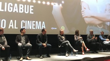 "Luciano Ligabue: presenta il suo film ""Made in Italy"" alla stampa (video)"
