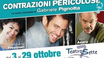 Contrazioni pericolose: recensione della nuova commedia di Gabriele Pignotta