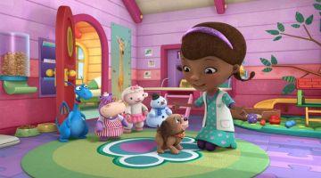 Dottoressa Peluche Disney: arriva la quarta stagione