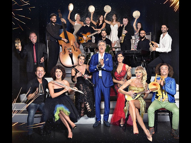Gran Follia: il nuovo spettacolo di Pier Francesco Pingitore