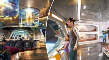Vacanze stellari: apre l'hotel Star Wars