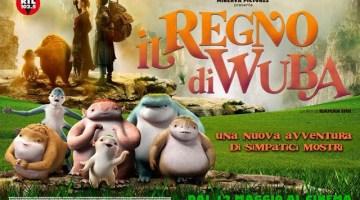 Il Regno di Wuba: il nuovo fantasy dal creatore di Shrek