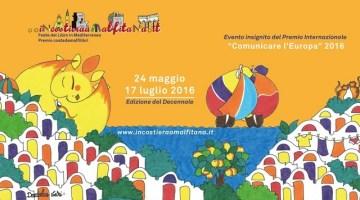 Incostieraamalfitana.it: celebra il decennale partendo il 24 Maggio da Roma