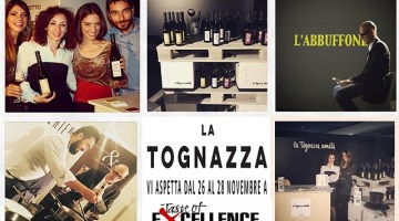 Taste of Excellence: La Tognazza presenta la linea La Tenuta