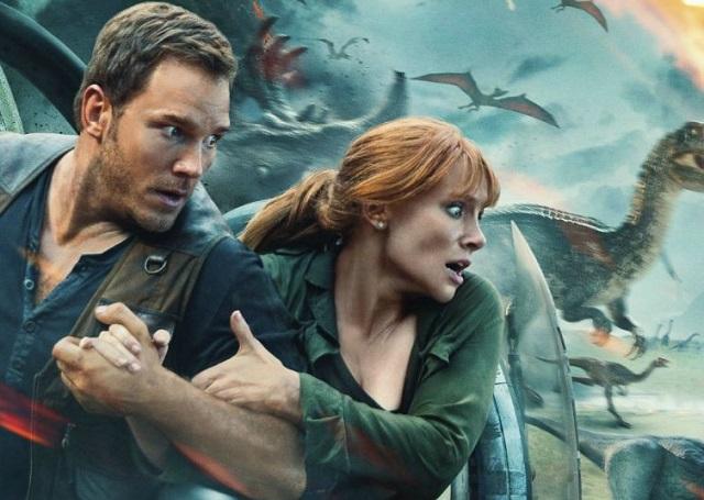 Jurassic World: Il regno distrutto recensione