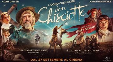 L'Uomo che uccise Don Chisciotte: trama, trailer e recensione in anteprima