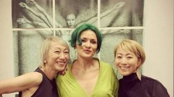 """Adele Ceraudo: la sua arte sbarca ad Osaka con """"La donna vitruviana"""""""
