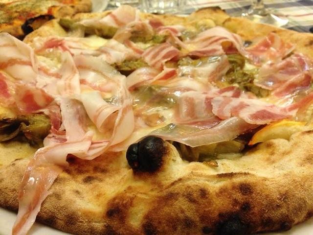 Pizza Marzolina