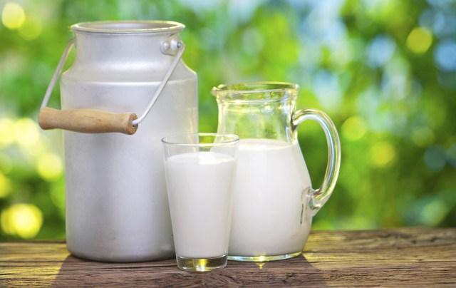 latte scremato