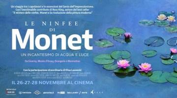Le Ninfee di Monet: il nuovo emozionante film evento targato Nexo Digital (recensione)