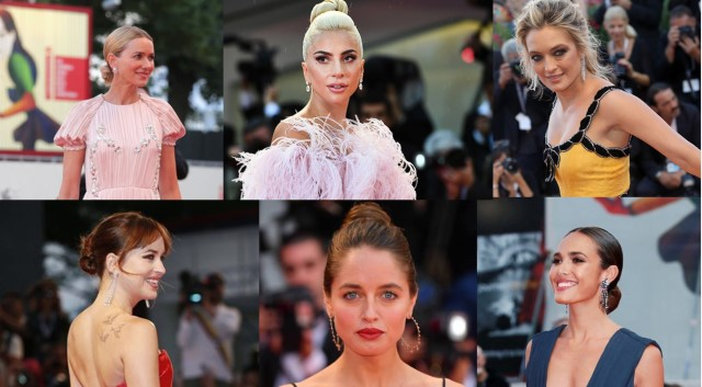 Red Carpet Venezia 75: il Leone d'Oro per i look secondo l'hairstylist Roberto Carminati