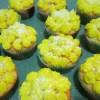 Dolci 8 Marzo, festa della donna: muffins alla mimosa
