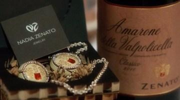 Gold Leaves Jewelry:perle dal mondo del vino