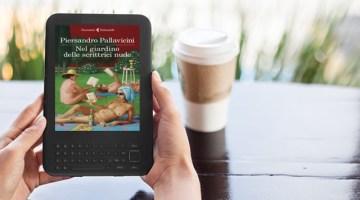 Nel giardino delle scrittrici nude: recensione del nuovo libro di Pallavicini