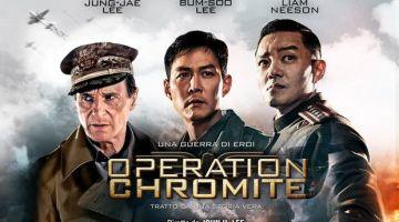 Operation Chromite, un grande film di guerra su un'operazione segreta