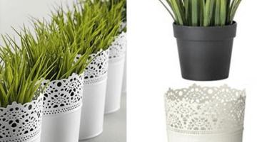 Piante finte IKEA: verdi o con fioriture?