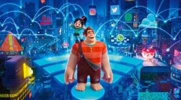 Ralph Spacca Internet: un'elettrizzante avventura nell'insidioso Internet (recensione)