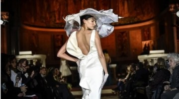 RomaFashion White 2017: le nuove tendenze dell'Alta Moda Sposa