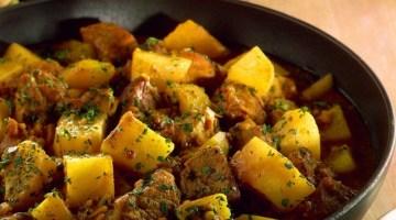 Spezzatino di vitello con patate: la ricetta perfetta