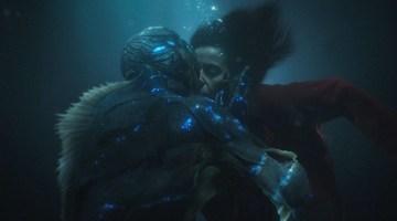 La forma dell'acqua: recensione della fiaba noir di Guillermo del Toro