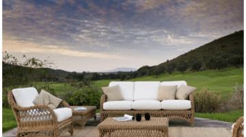 Idee giardino: Unopiù, per arredare con stile gli spazi all'aperto
